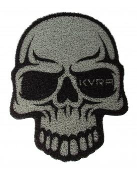 Tapete Kvra Full Skull Chumbo