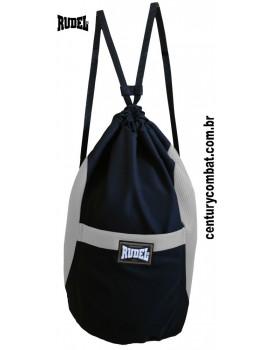 Sport Bag Rudel Preta Branca
