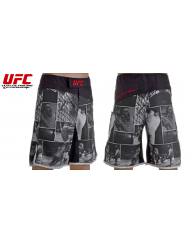 Bermuda UFC Fight Picture Preta