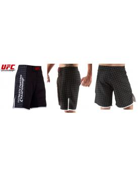 Bermuda UFC Full Cage Preta