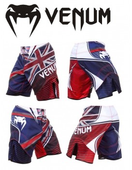 Bermuda Venum Uk Hero Blue Red Ice