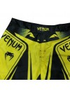 Bermuda Venum Fight Shadow Pro Soul Preto Amarelo