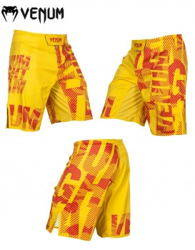 Bermuda Venum Speed Camo Urban Yellow