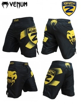 Bermuda Venum Zenith Team black Yellow