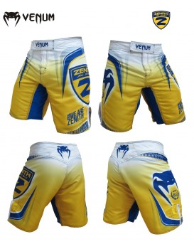 Bermuda Venum Zenith Team White Yellow