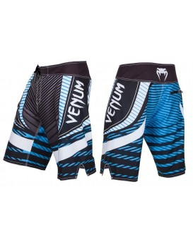 Shorts Board Venum Abyss Black Blue