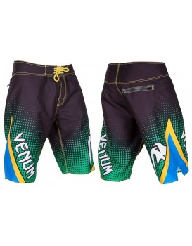 Shorts Board Venum Electron Black