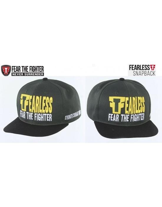 Boné Fear The Fighter Fearless