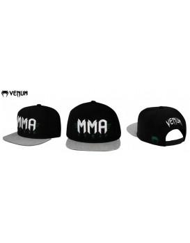 Boné Venum MMA Black
