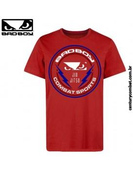 Camiseta Bad Boy Raiden Vermelha