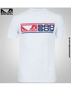 Camiseta Bad Boy US Branca