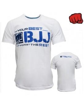 Camiseta Koral Best BJJ Branca