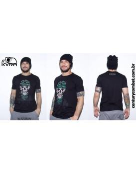 Camiseta Kvra Guardeiro Preta