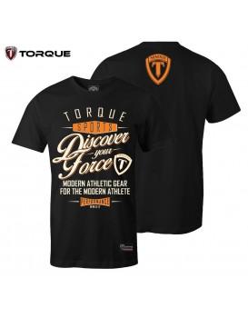 Camiseta Torque Discover Preta