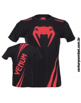 Camiseta Venum Challenger Red Devil