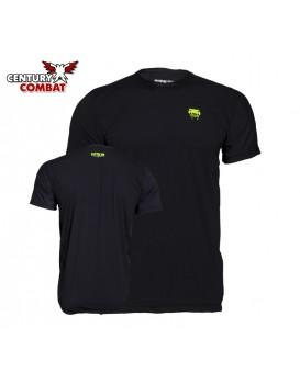Camiseta Venum Body Action 2.0 Preto Verde
