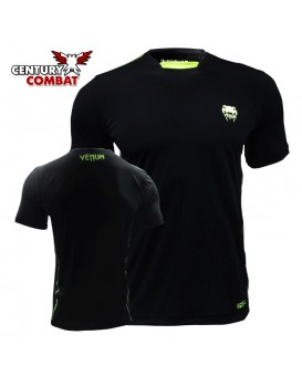 Camiseta Venum Body Action Preta Verde