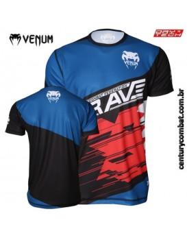Camiseta Venum Brave Azul