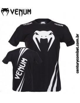 Camiseta Venum Challenger Preta