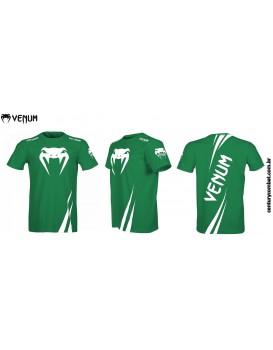 Camiseta Venum Challenger Verde