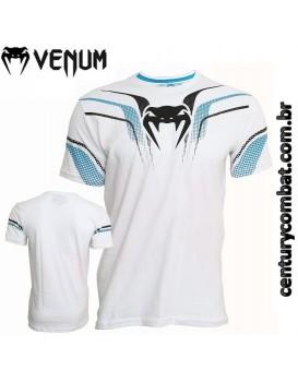Camiseta Venum Fúria Branca