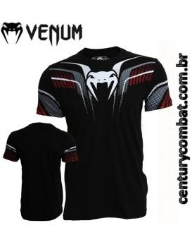 Camiseta Venum Fúria Preta