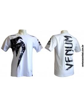 Camiseta Venum Giant Branca