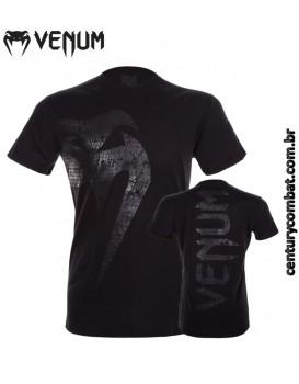 Camiseta Venum Giant Matte Preta
