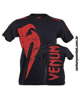 Camiseta Venum Giant Red Devil