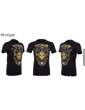 Camiseta Venum Hanuman Preta Gold