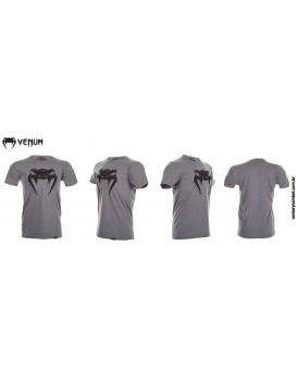 Camiseta Venum Interference Cinza
