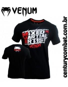 Camiseta Venum MMArtist Preta