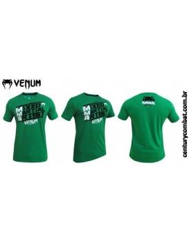 Camiseta Venum MMArtist Verde