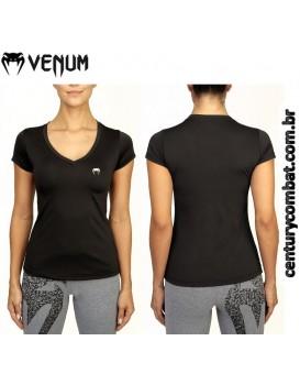 Camiseta Venum Performance Classic Preta