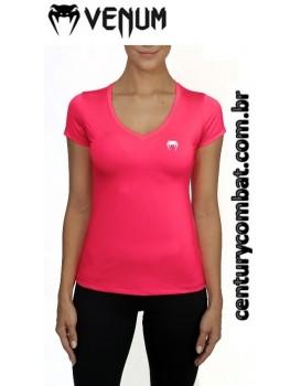 Camiseta Venum Performance Classic Pink