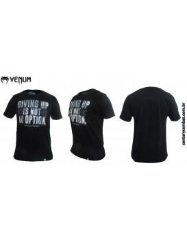 Camiseta Venum Theory Preta