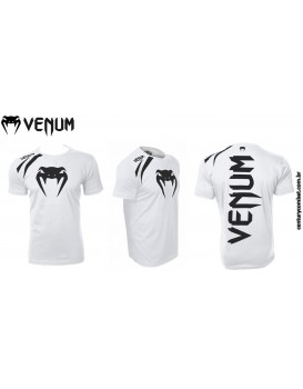Camiseta Venum Training Branca