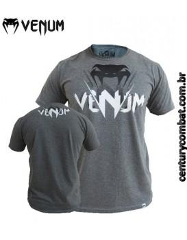 Camiseta Venum V Ray Cinza