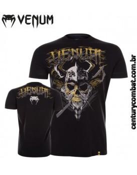 Camiseta Venum Viking Preta