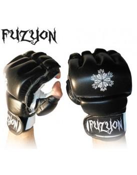 Luva MMA Fuzyon Premium Preta