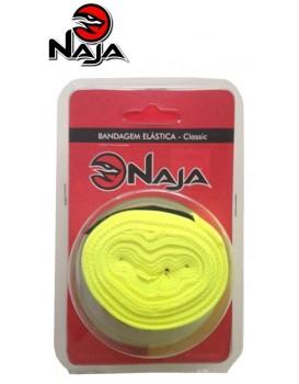 Bandagem Naja Linha Colors Amarelo Flúor