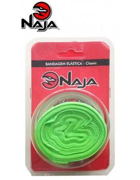 Bandagem Naja Linha Colors Verde Flúor