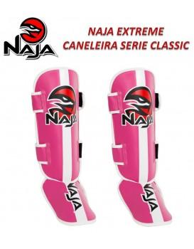 Caneleira Naja Extreme Classic Rosa