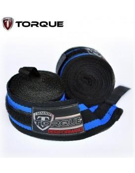 Bandagem Torque Performance Preta Azul 5M