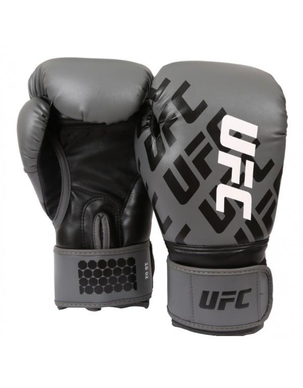 790003d1d43 luva boxe ufc cinza