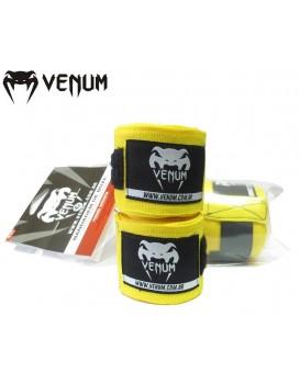 Bandagem Boxe Venum 4m Amarela