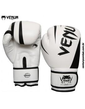 Luva Venum Boxe New Challenger Branca