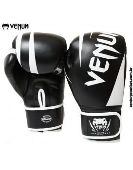 Luva Venum Boxe New Challenger Preta