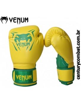 Luva Venum New Contender Amarela