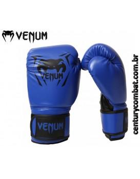 Luva Venum New Contender Azul
